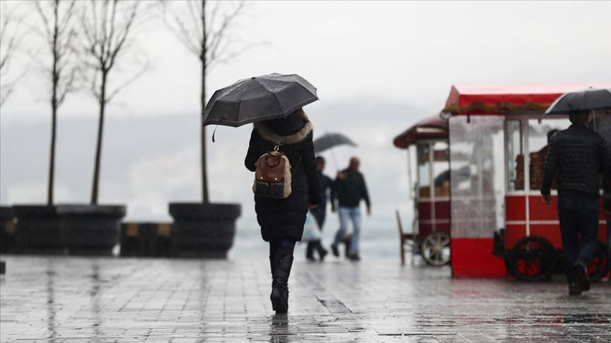 Meteoroloji bölge bölge açıkladı gök gürültülü sağanak yağış geliyor!
