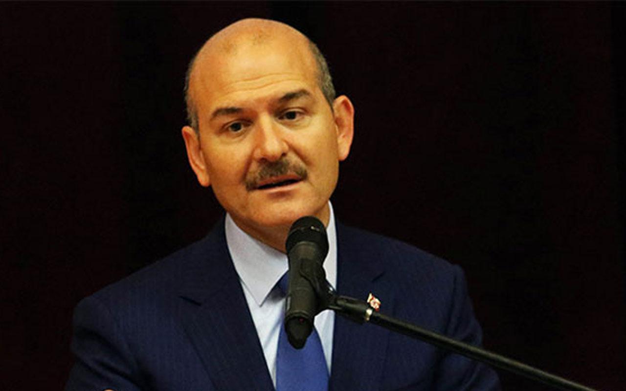 Süleyman Soylu'dan MİT ve TSK'ya kutlama