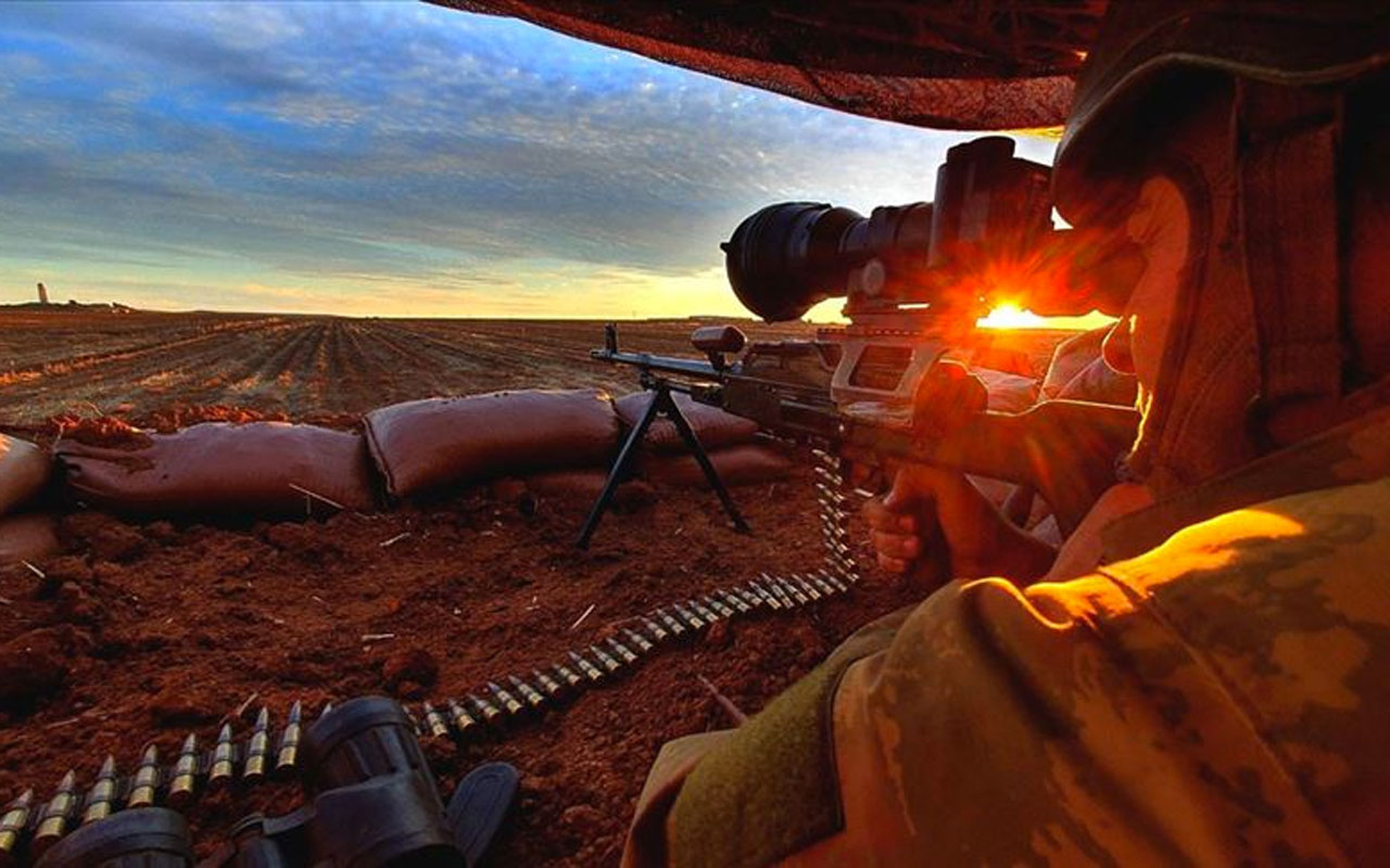 Başika üssüne yönelik saldırıda kullanılan fırlatma rampaları Haşdi Şabi bölgesinde bulundu