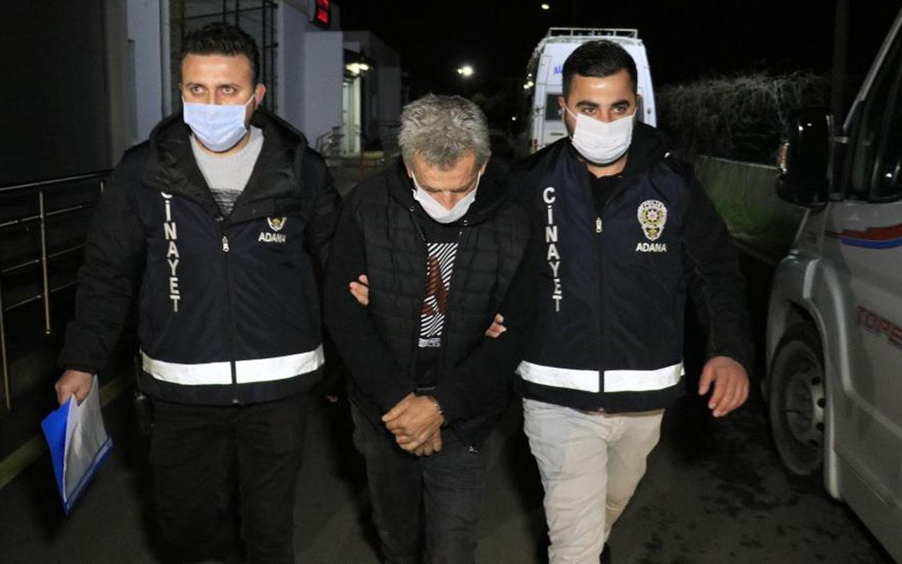 Adana'da at yüzünden arkadaşını öldürdü! Gözü açık cesetten korkunca yüzünü...