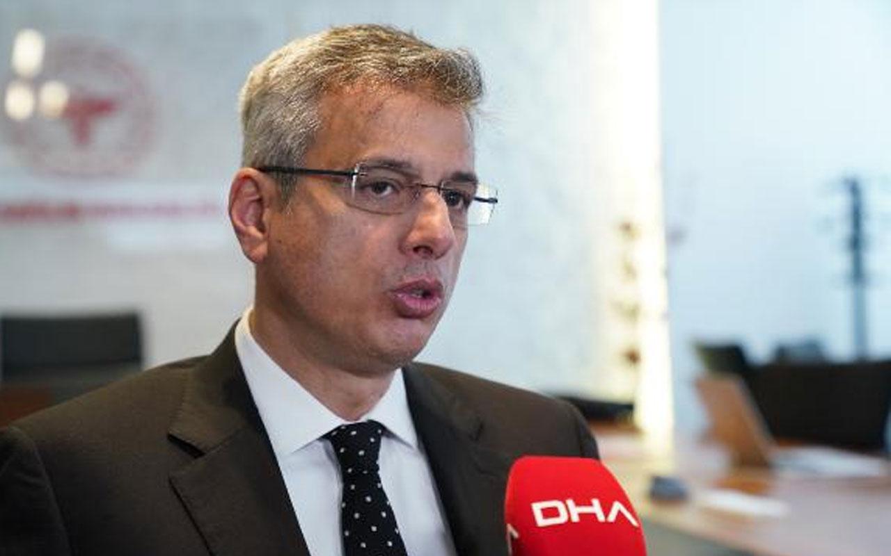 İl Sağlık Müdürü Prof. Dr. Kemal Memişoğlu açıkladı: İstanbul'da salgın hızında düşüş var