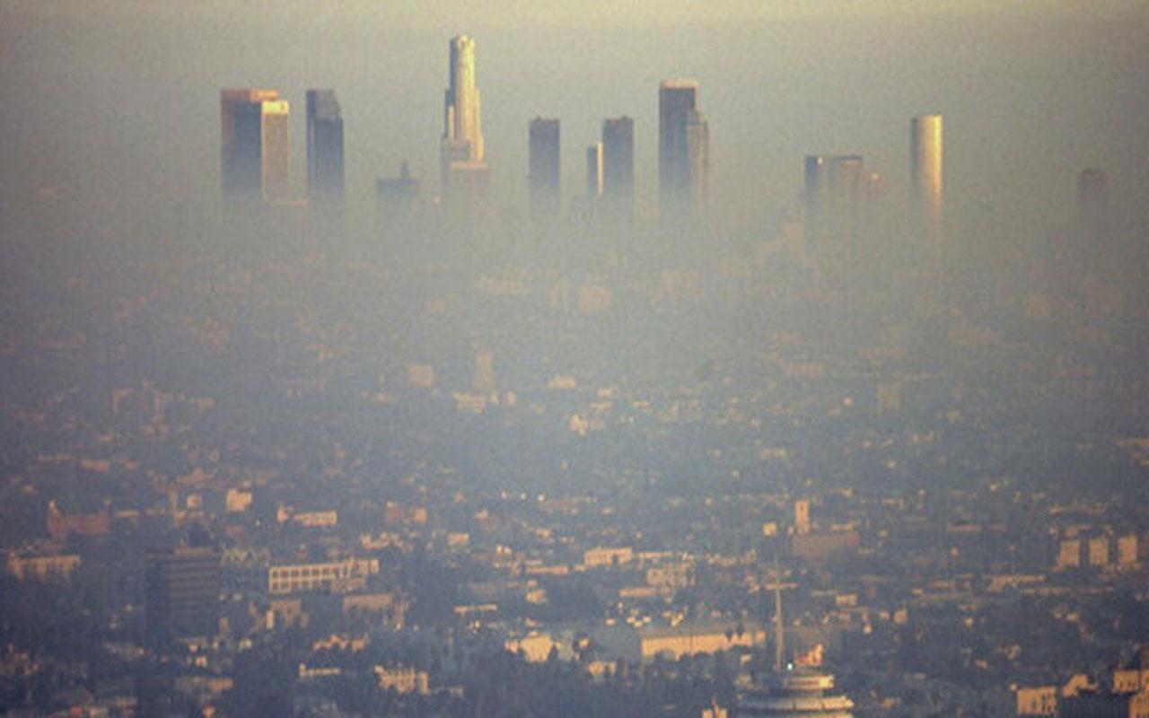 Hava kirliliği bir yılda yüzde 10 azaldı! İstanbul'da kirliliğin arttığı tek ilçe Esenler oldu