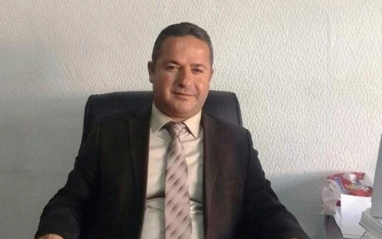 Elektrik akımına kapılan AK Parti Güroymak İlçe Başkanı Öztürk Uğiş hayatını kaybetti
