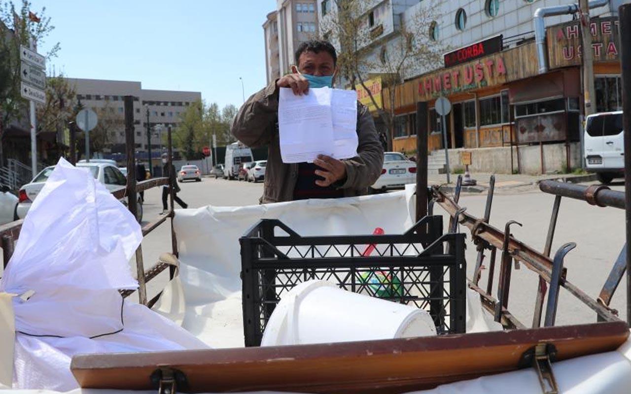İstanbul'u hayatında görmedi ve hiç aracı olmadı! Gaziantep'e gelen ceza şok yaşattı