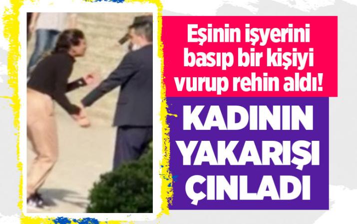 Esenler'de boşanma aşamasındaki eşinin iş yerini bastı! 1 kişiyi acımadan vurdu