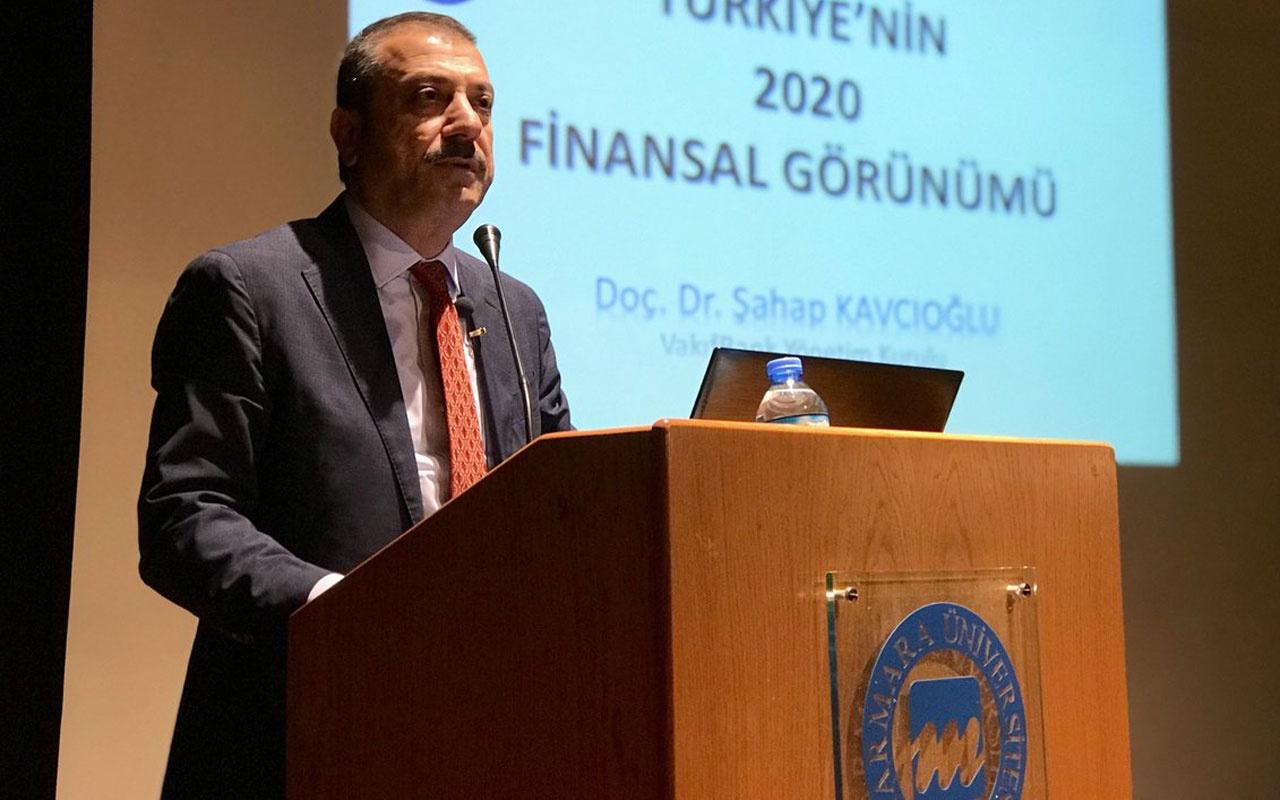 Şahap Kavcıoğlu'nun ilk faiz kararı! Merkez Bankası faizi düşüşürse dolar 10 lira olur denmişti