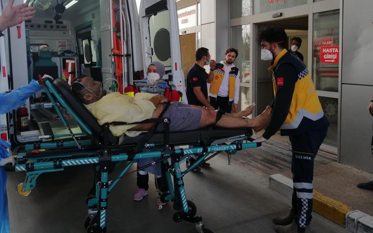 Kocaeli'de döküm fabrikasında kazan patladı: 2'si ağır 8 yaralı