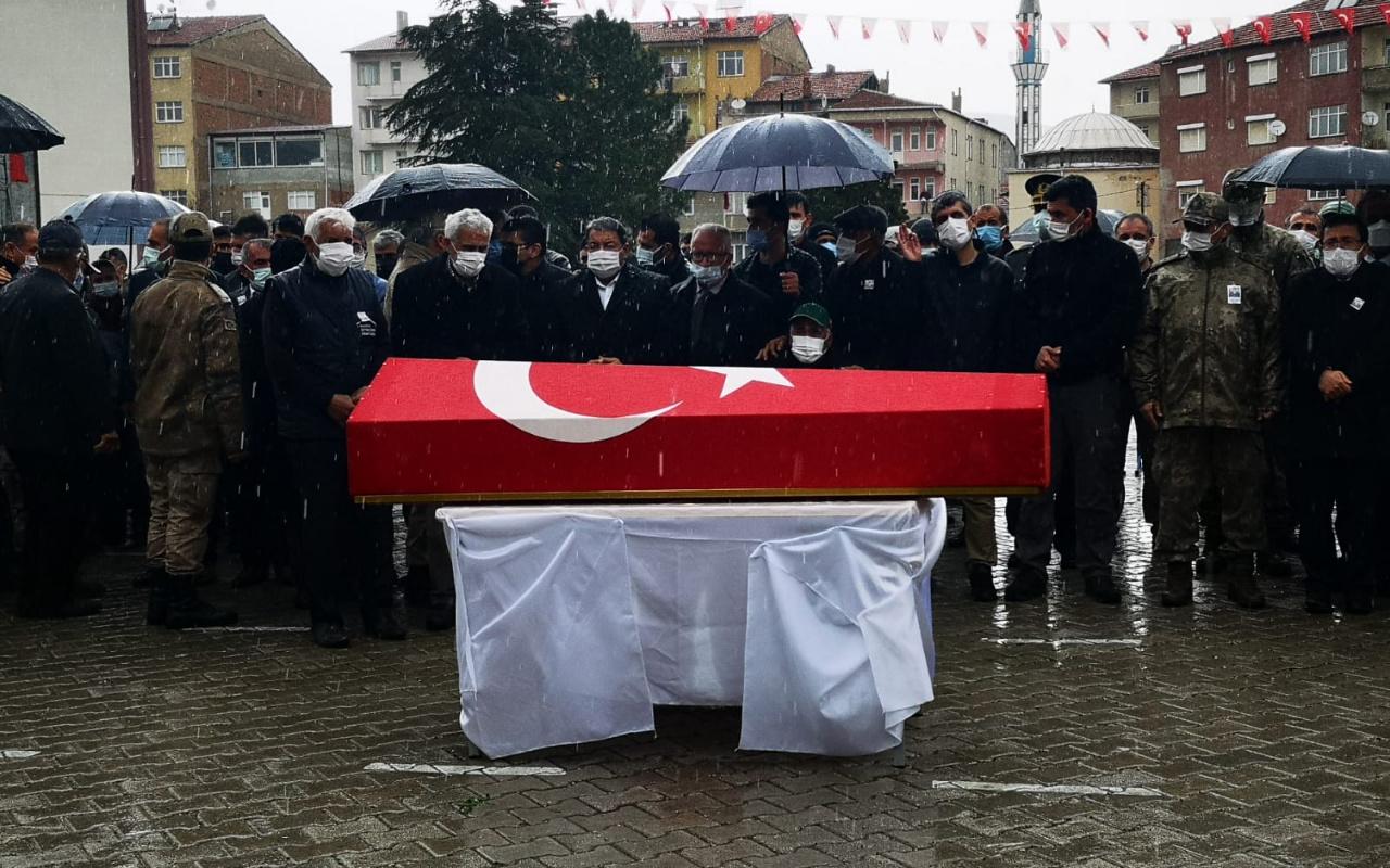 Şehit Uzman Çavuş Hacı Halil Kızılay'ın baba ocağında helallik alındı