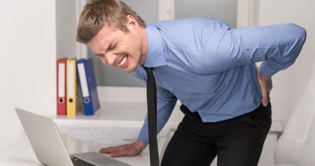 Sırt ağrısı neden olur evde nasıl geçer?
