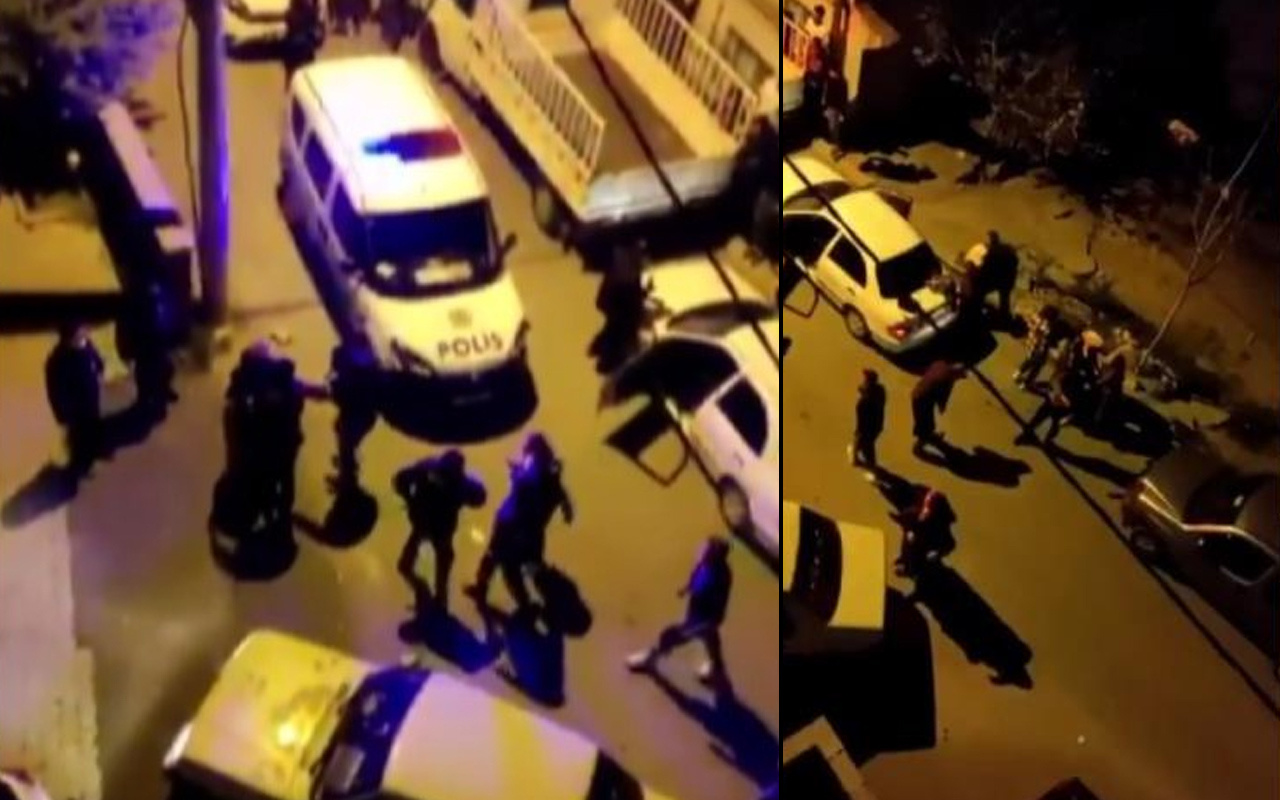 Kahramanmaraş'ta aileler bıçakla sopalarla birbirine girdi! Yaralılar var