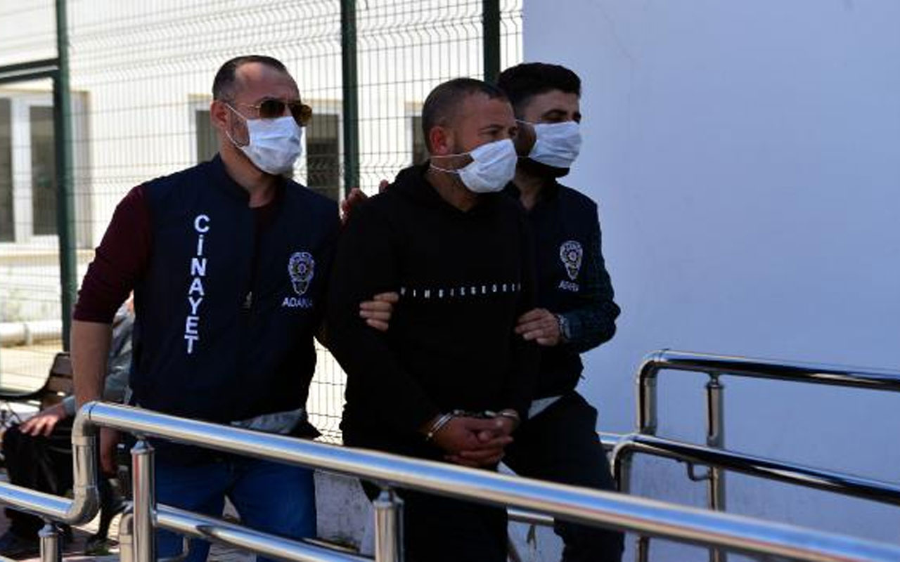 Adana'da yaşandı! Yakalandı; evli kadınla ilişki yaşadığı için vurduğunu öne sürdü