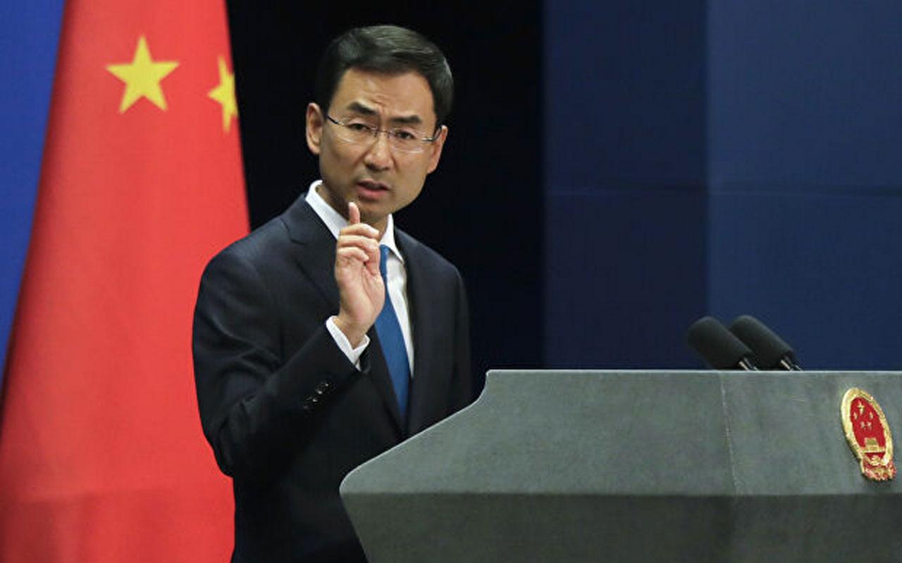 Çin ABD ve Japonya'yı kendisine karşı cephe almamaları konusunda uyardı