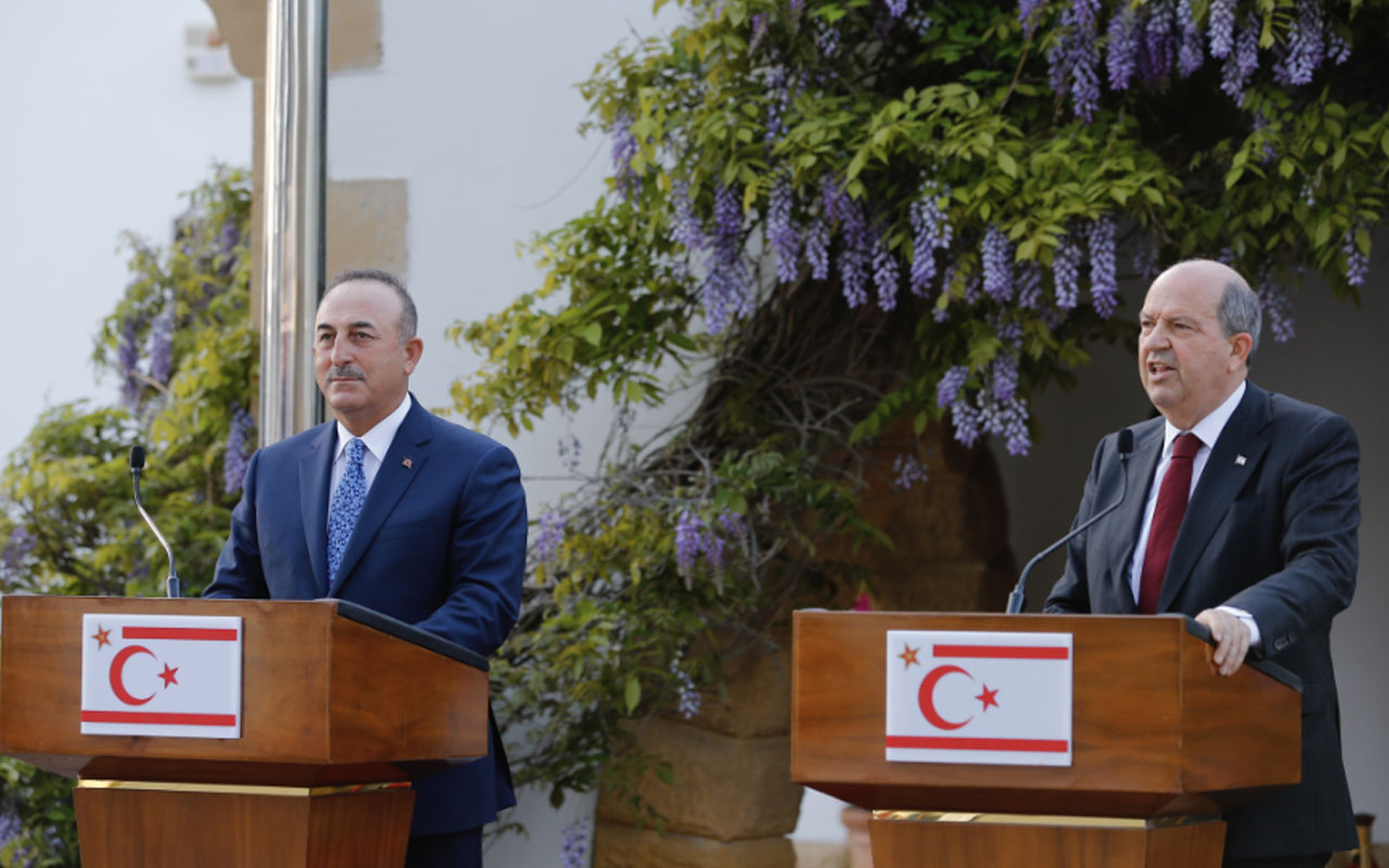 Çavuşoğlu'nun Yunan bakana cevabına Tatar'dan destek: Bravo sayın bakanımız dedik