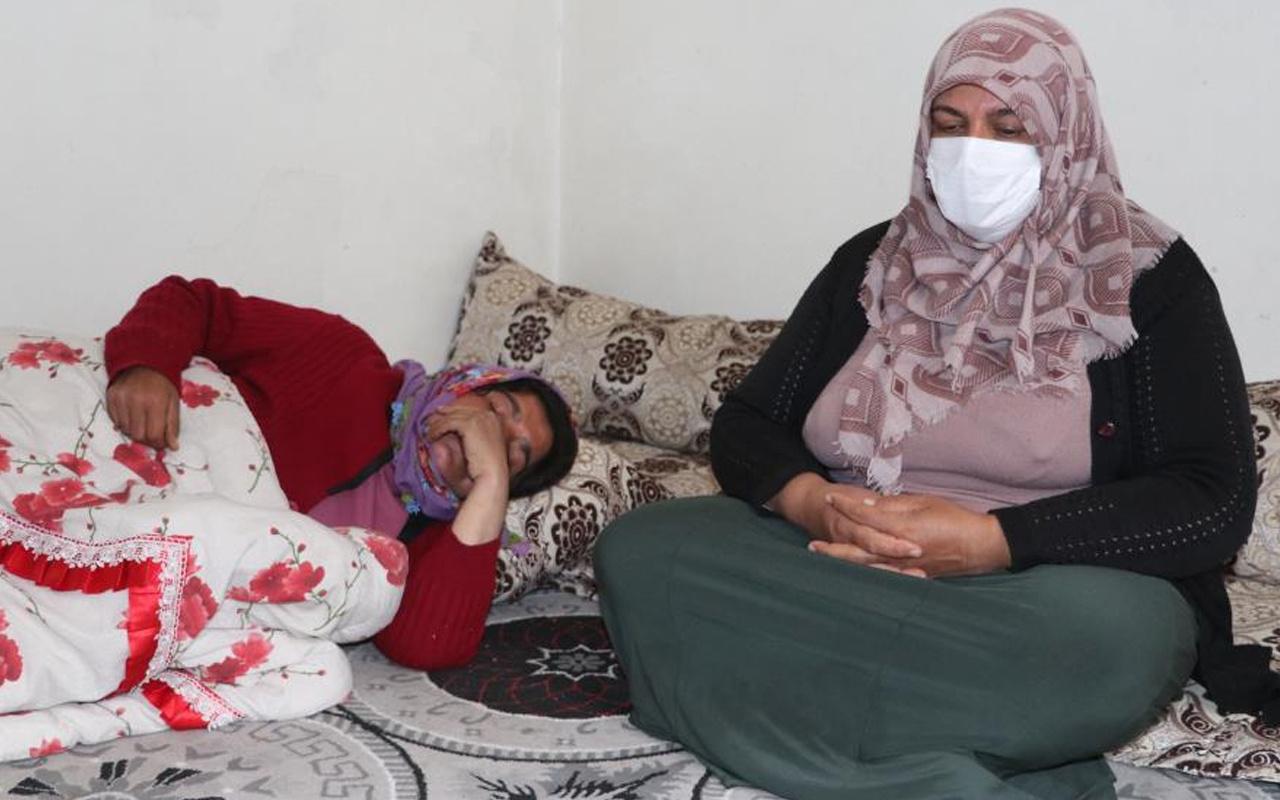 Gaziantep'te gördüğü şiddetle bayıldı hastanede öğrendiği gerçekle şok oldu
