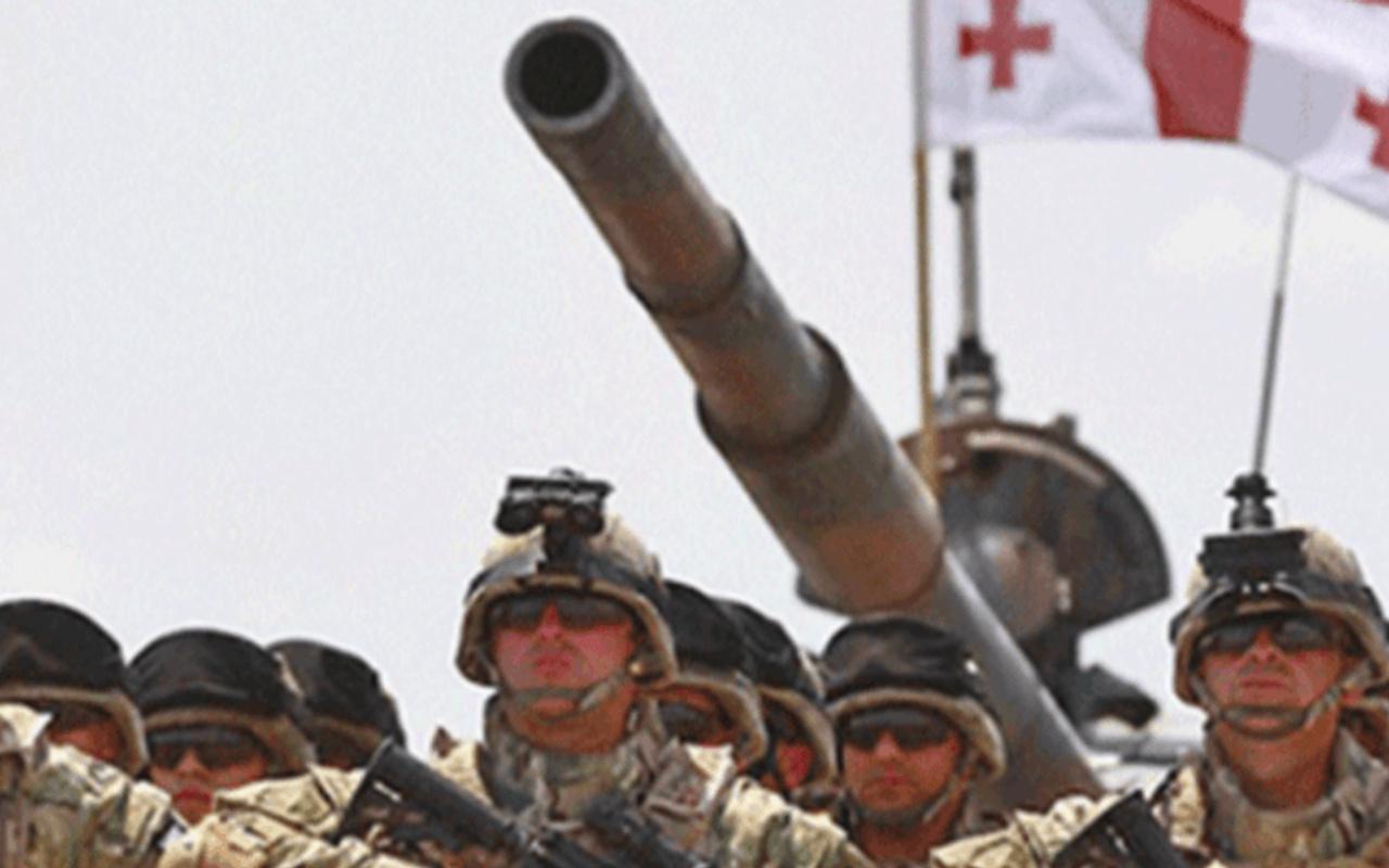 Gürcistan duyurdu: Askerlerimizi geri çekiyoruz