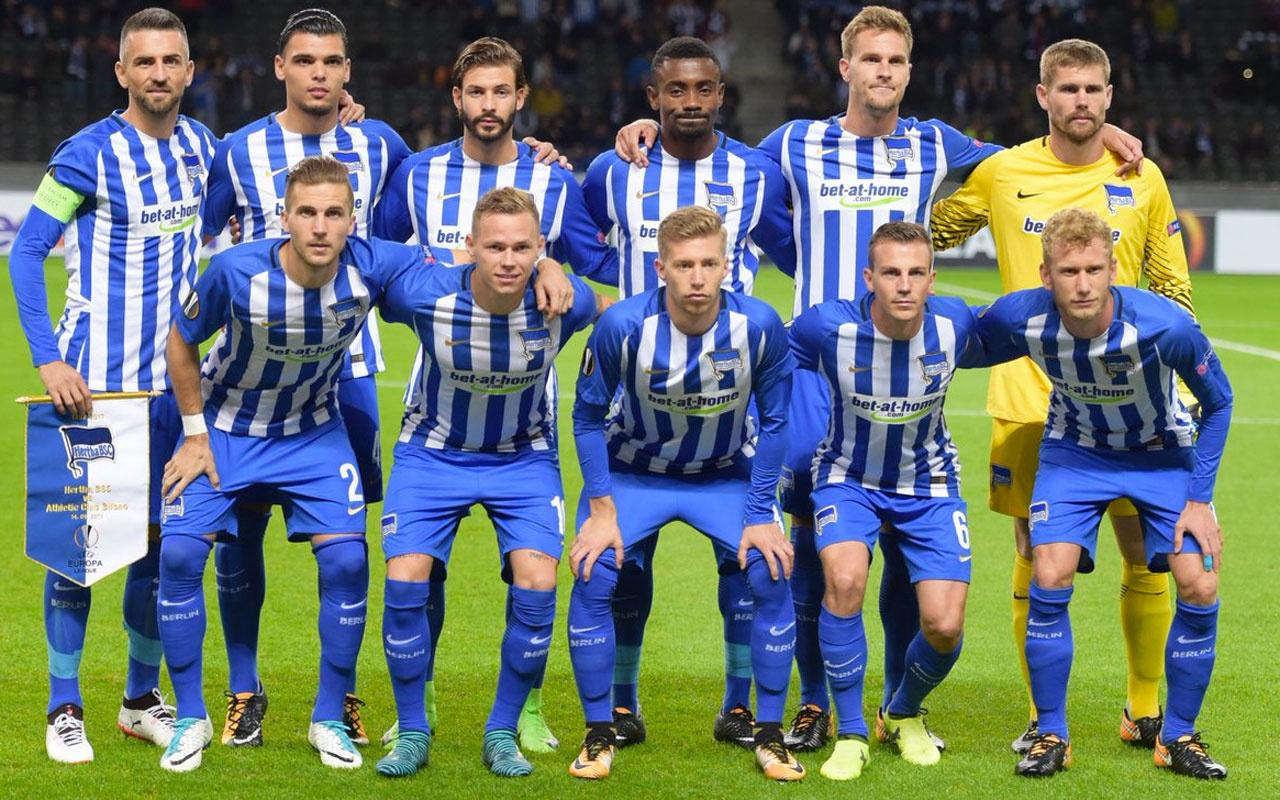 Bundesliga ekiplerinden Hertha Berlin takım olarak karantinaya alındı