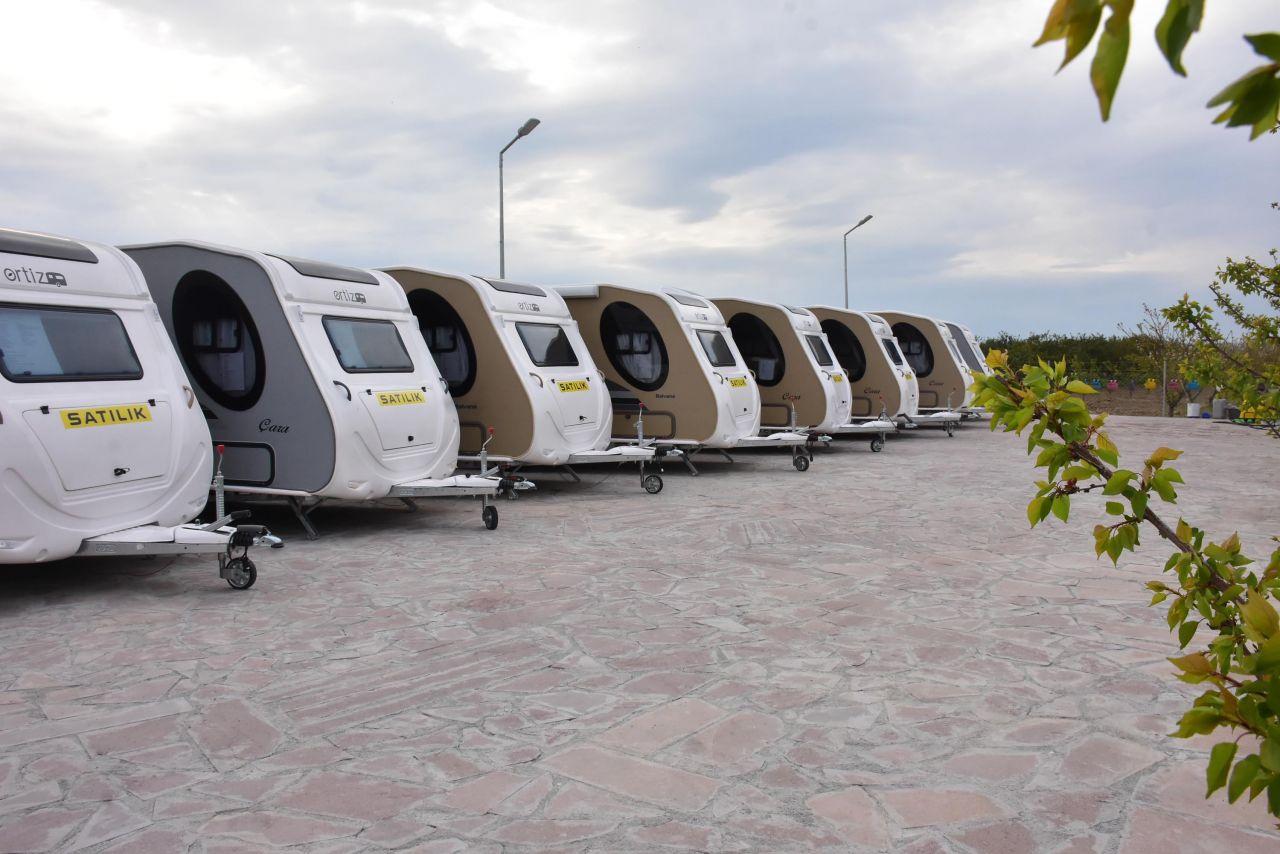 Covid-19 karavan satışlarını yüzde 300 artırdı talebe yetişemiyorlar!