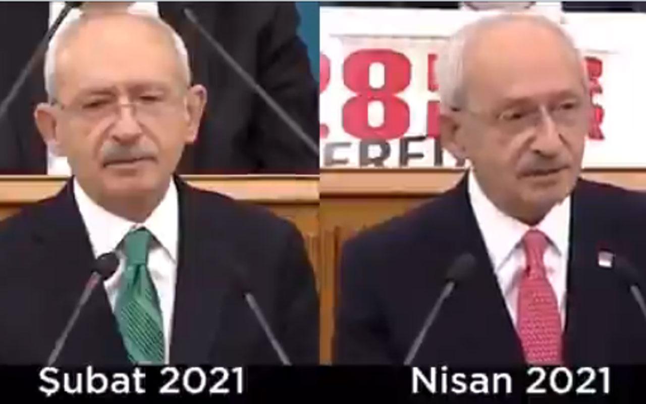 Bakan Bekir Pakdemirli Kılıçdaroğlu'nun çark ettiği videoyu paylaştı patates soğan bile