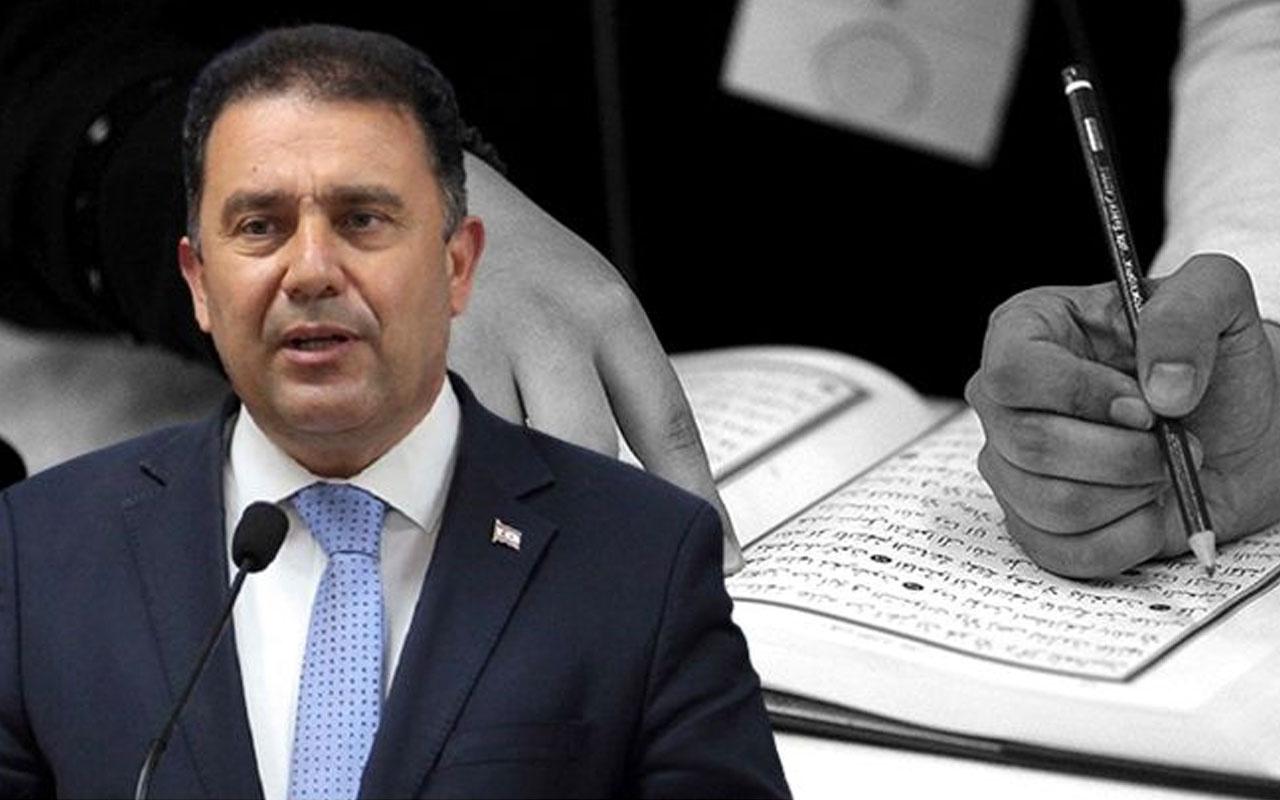 KKTC'de Kur'an kursları yasaklandı mı? Başbakan Ersan Saner açıkladı!