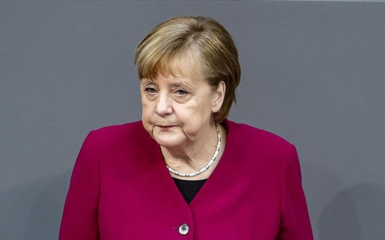 Almanya Başbakanı Angela Merkel, AstraZeneca aşısı oldu: İlk aşıyı olduğum için mutluyum