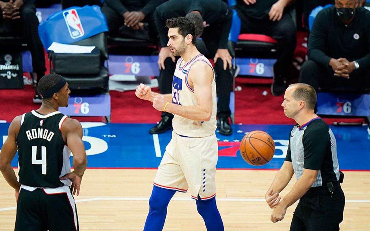 Furkan Korkmaz atmaya, Philadelphia Sixers kazanmaya devam ediyor!