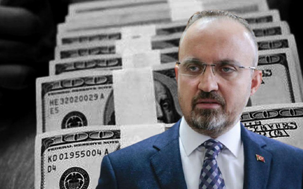 AK Partili Bülent Turan'dan '128 milyar dolar' yorumu Neden bugün