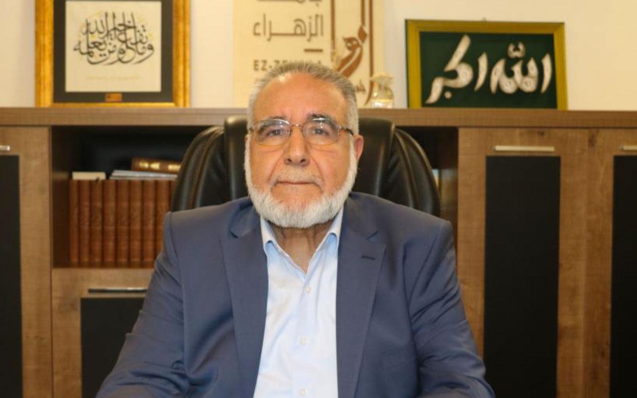 Terörist ele başlarından Salih Müslim'in kardeşi Mustafa Müslim koronavirüsten öldü