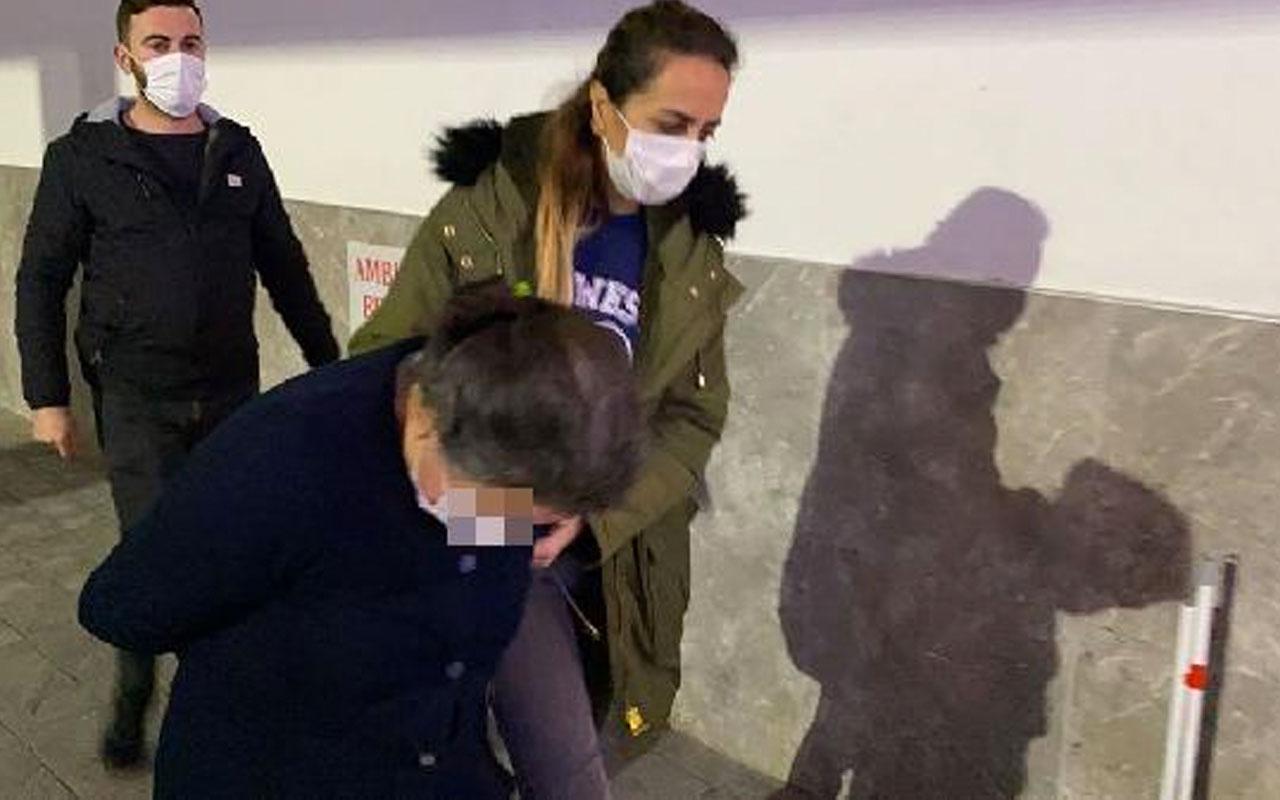 Samsun'da husumetli olduğu 2 erkeği bacaklarından vuran kadın gözaltında