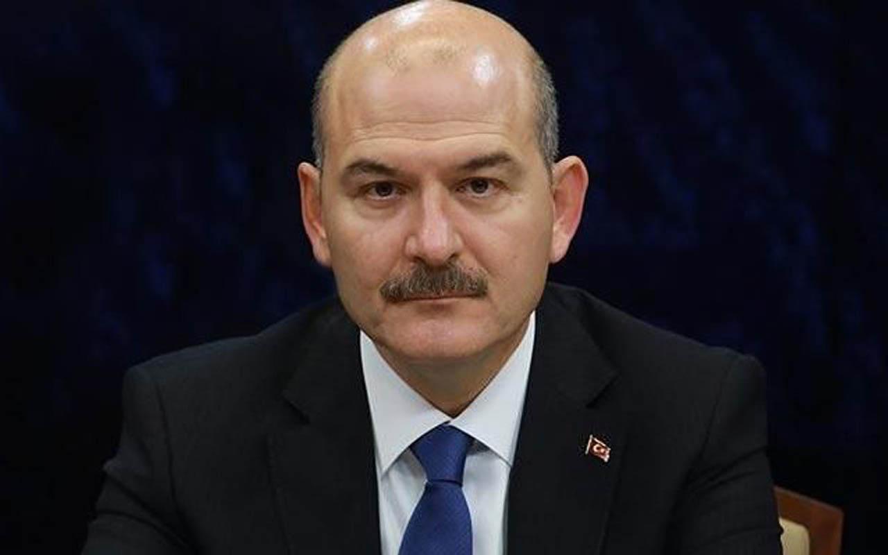 İçişleri Bakanı Süleyman Soylu'dan Yunanistan tepkisi: Avrupa'nın gözcülüğünde katliam yapmaktır