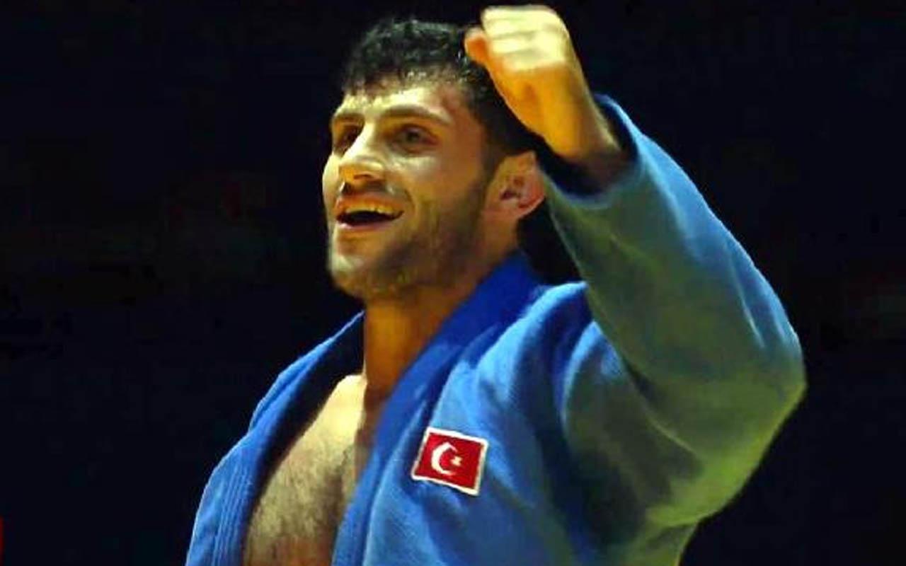 Milli judocu Vedat Albayrak Avrupa şampiyonu