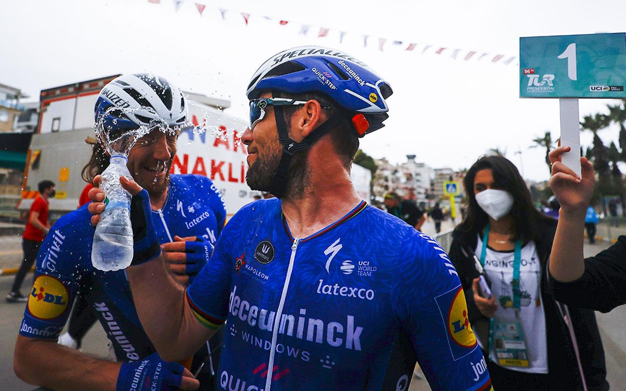 56. Cumhurbaşkanlığı Turu'nu İspanyol bisikletçi Gallego kazandı