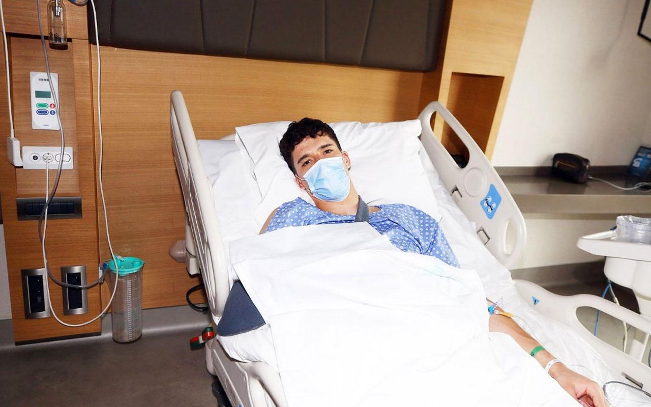 Fenerbahçe'nin başarılı kalecisi Altay Bayındır ameliyat oldu
