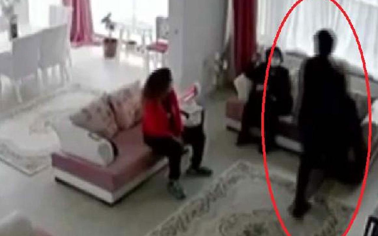 Ankara'da şoke eden olay! Koruma tedbiri olan baba 4 aylık bebeğini pencereden kaçırdı
