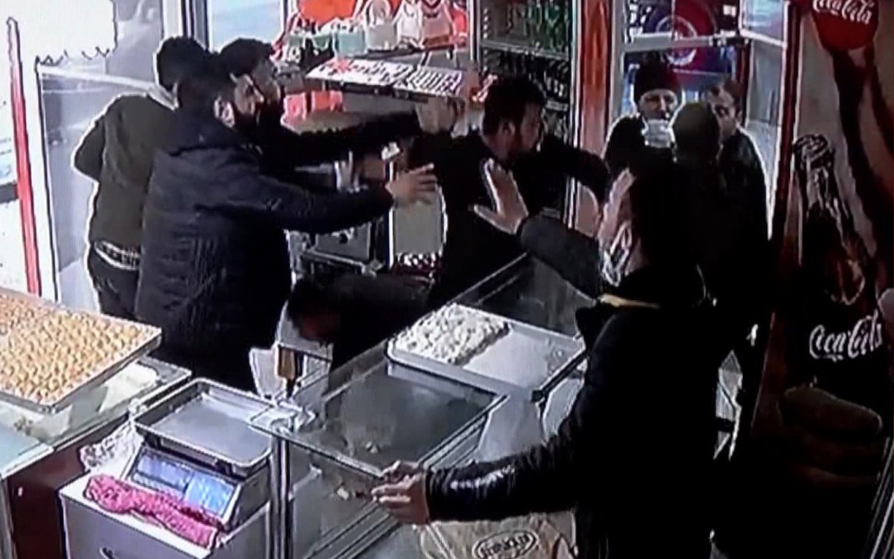 Samsun'da pastanede korku dolu anlar: Çığlıkları kulağımdan gitmiyor