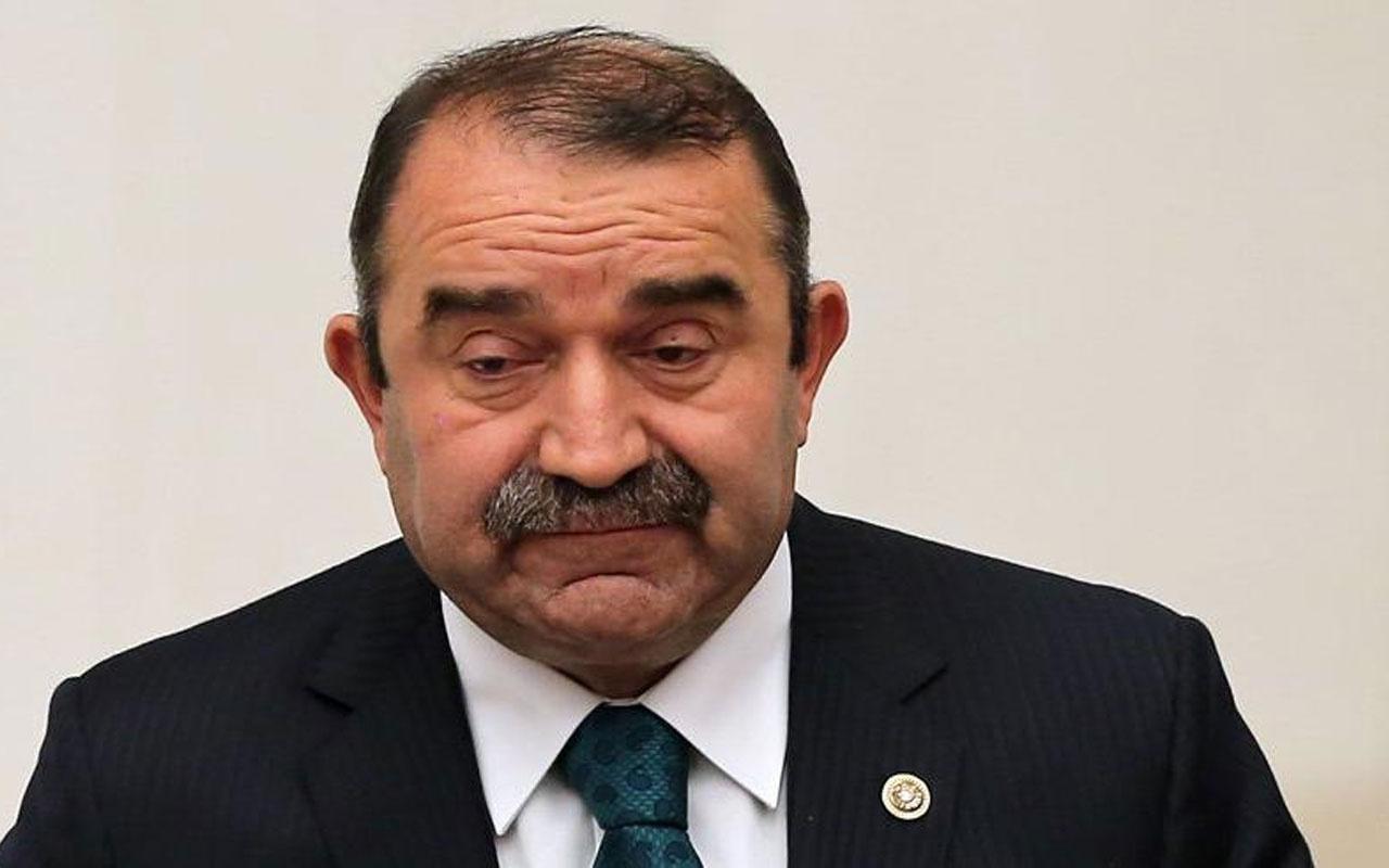 Covid-19 tedavisi gören Cumhurbaşkanı Başdanışmanı İsrafil Kışla hastaneye kaldırıldı