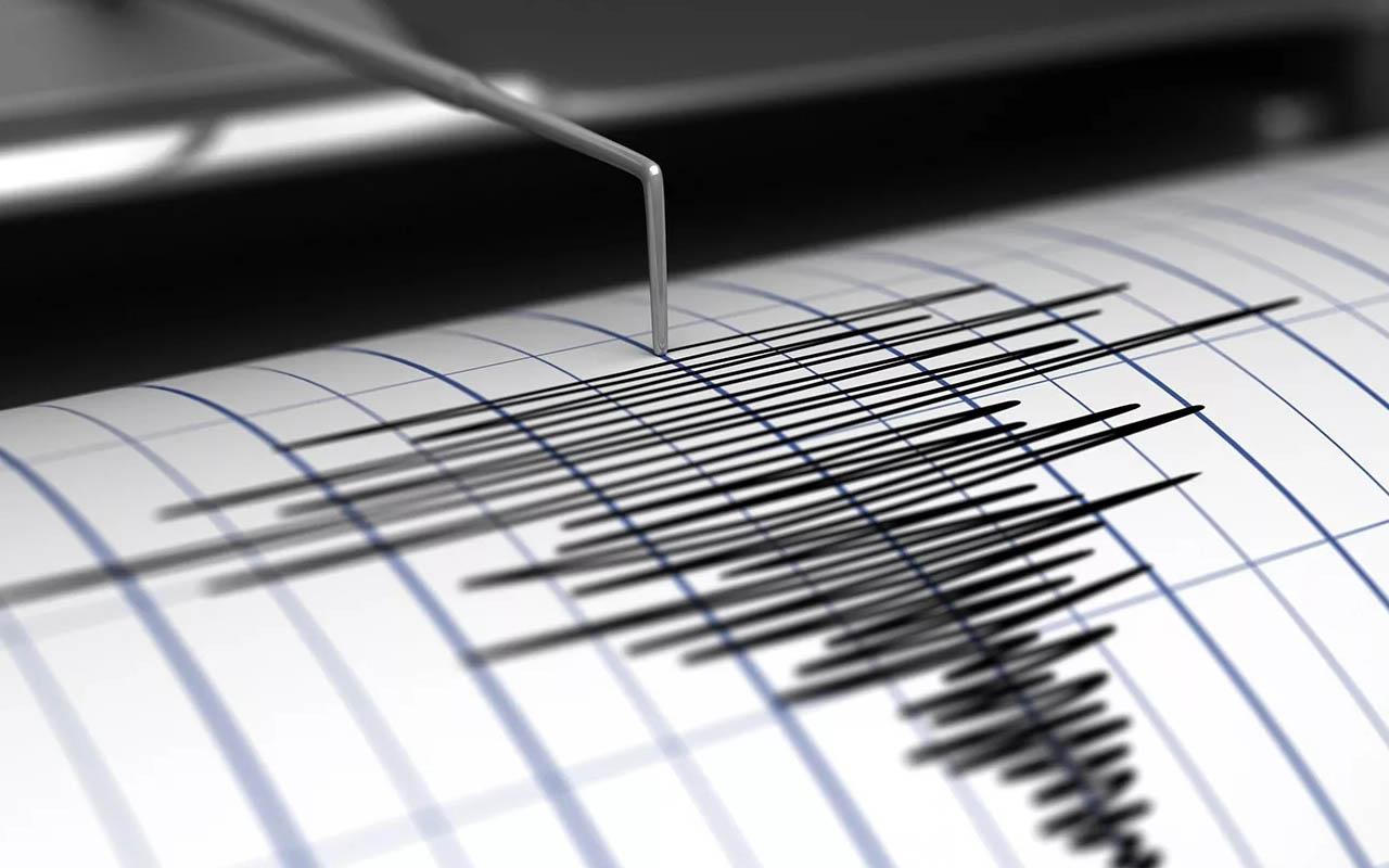 Akdeniz'de 4.3 şiddetinde deprem korkuttu!