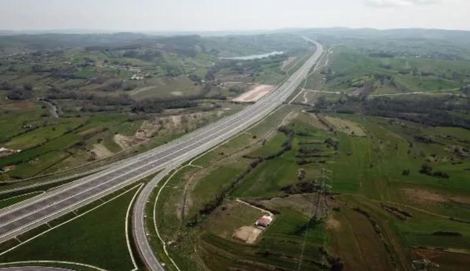Körfez ve Derince'de Kuzey Marmara Otoyolu açıldı arsa fiyatları uçtu!
