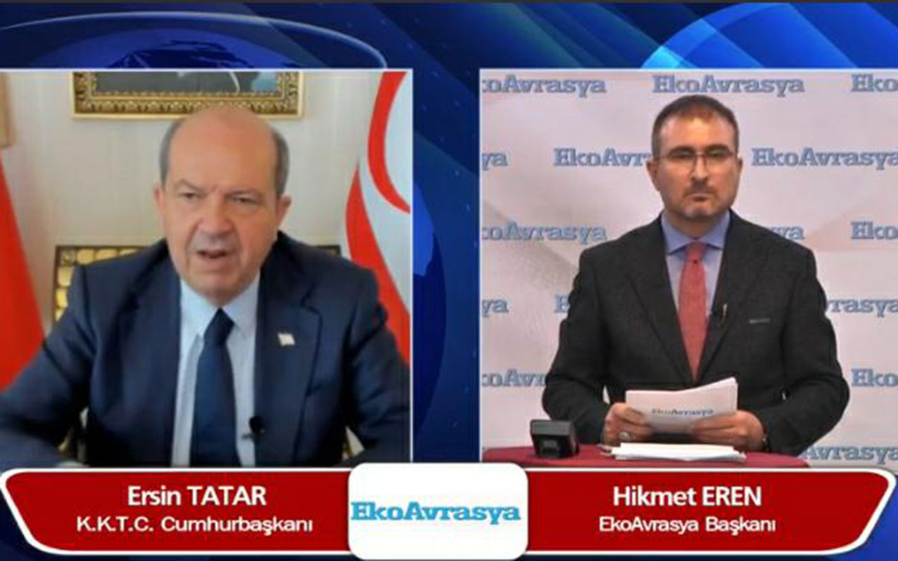 KKTC Cumhurbaşkanı Ersin Tatar: 'Bir Zamanlar Kıbrıs dizisi amacına ulaştı'