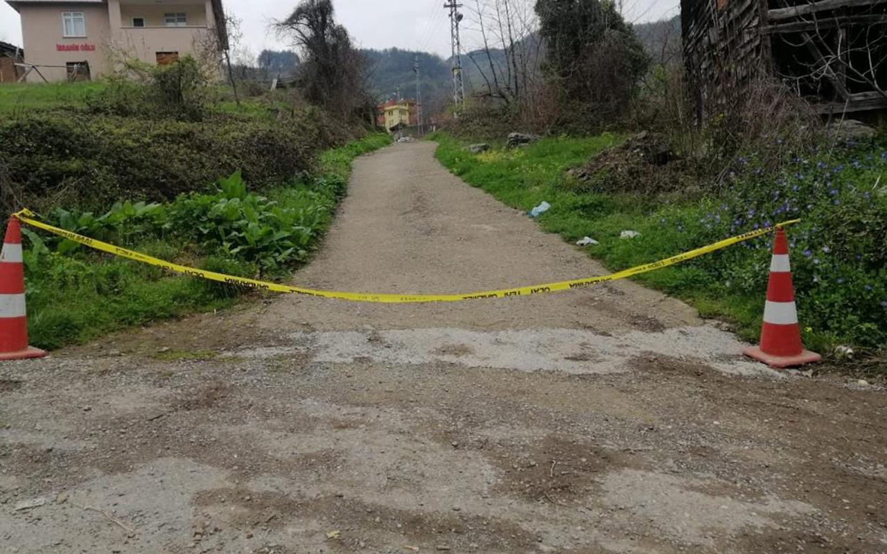 Kastamonu'da tamir için köye gelen tesisatçı köye virüs yaydı! Giriş çıkışlar kapatıldı