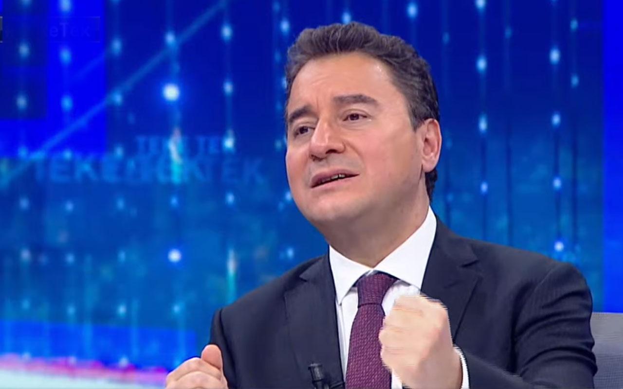 Ali Babacan'dan flaş Merkez Bankası iddiası