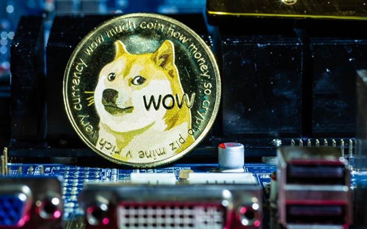 Dogecoin artık şaka değil: 52 milyar doları aştı