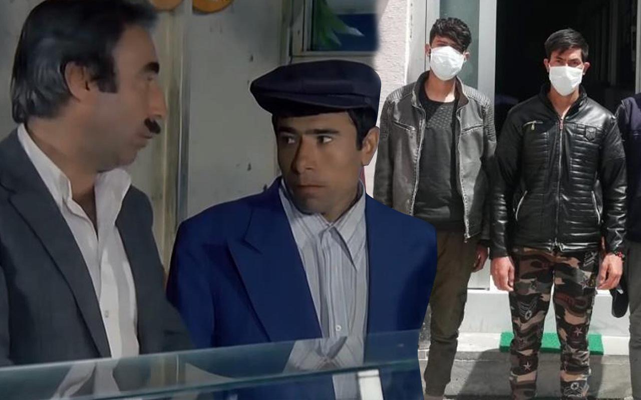Banker Bilo filmi Osmaniye'de gerçek oldu! Kişi başı bin dolar aldılar