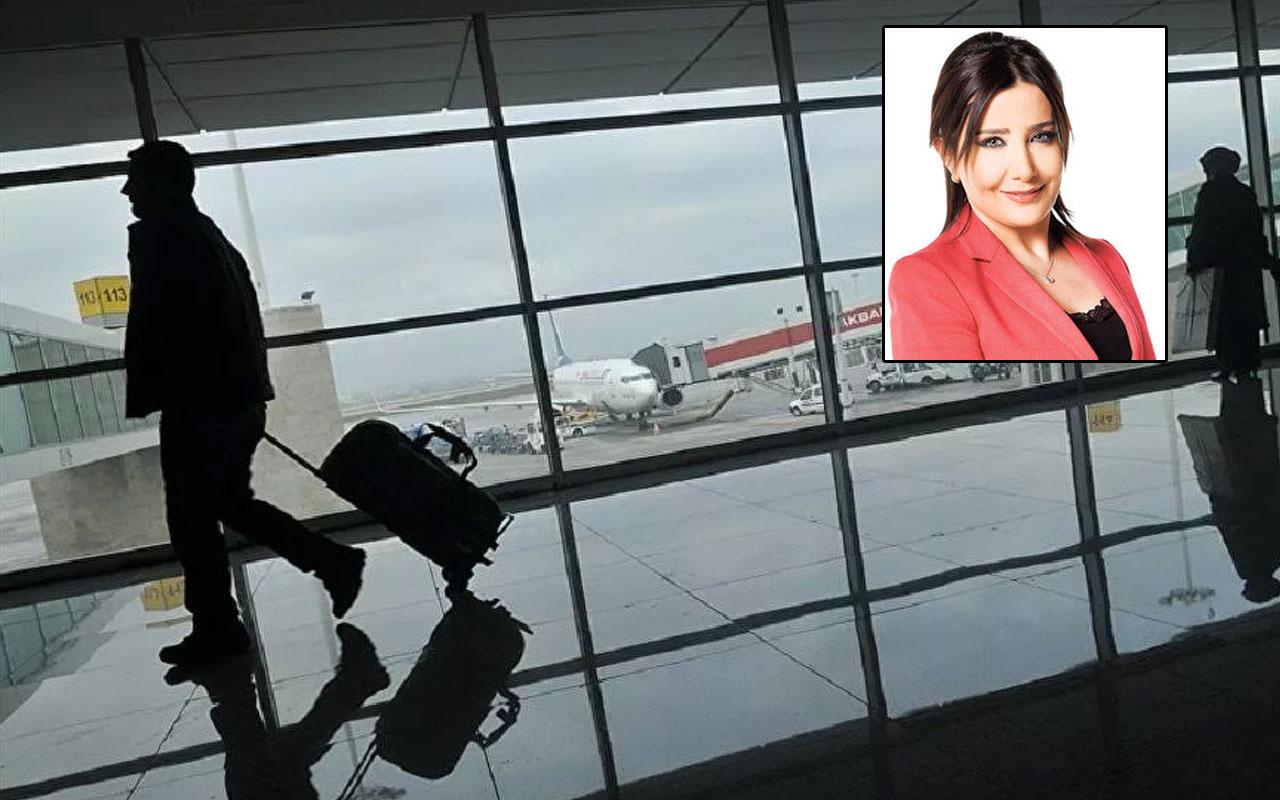 Gri pasaportlu kaçak Sevilay Yılman'a konuştu! Ben bana sunulan olanağı kullandım