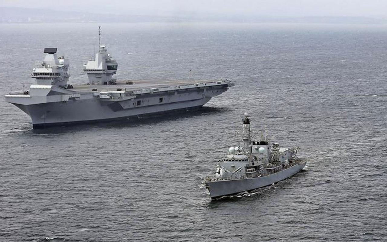 İngiltere Karadeniz'e savaş gemilerini göndermeye hazırlanıyor