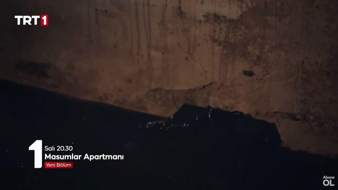 Masumlar Apartmanı'nda kazan dairesinde kimin olduğu ortaya çıktı herkes yanıldı