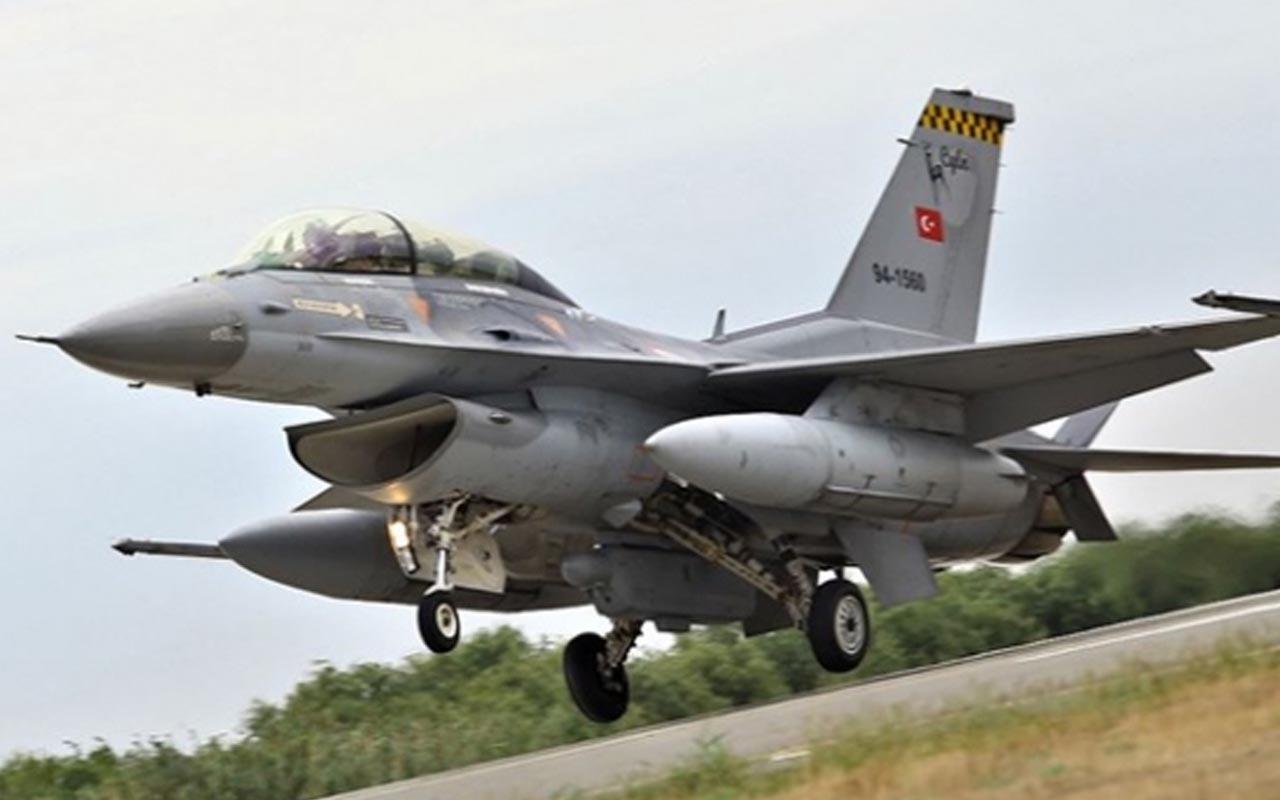 Irak'ta 9 PKK'lı terörist öldürüldü! Milli Savunma Bakanlığı duyurdu