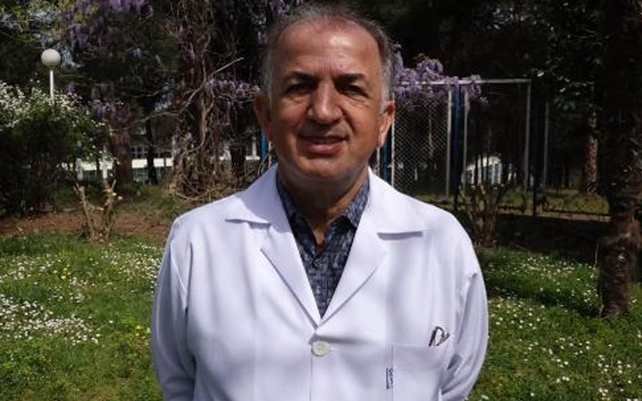 Prof. Dr. Faruk Aydın'ın tam kapanma ısrarı: Aksi halde önünü alamayacağız