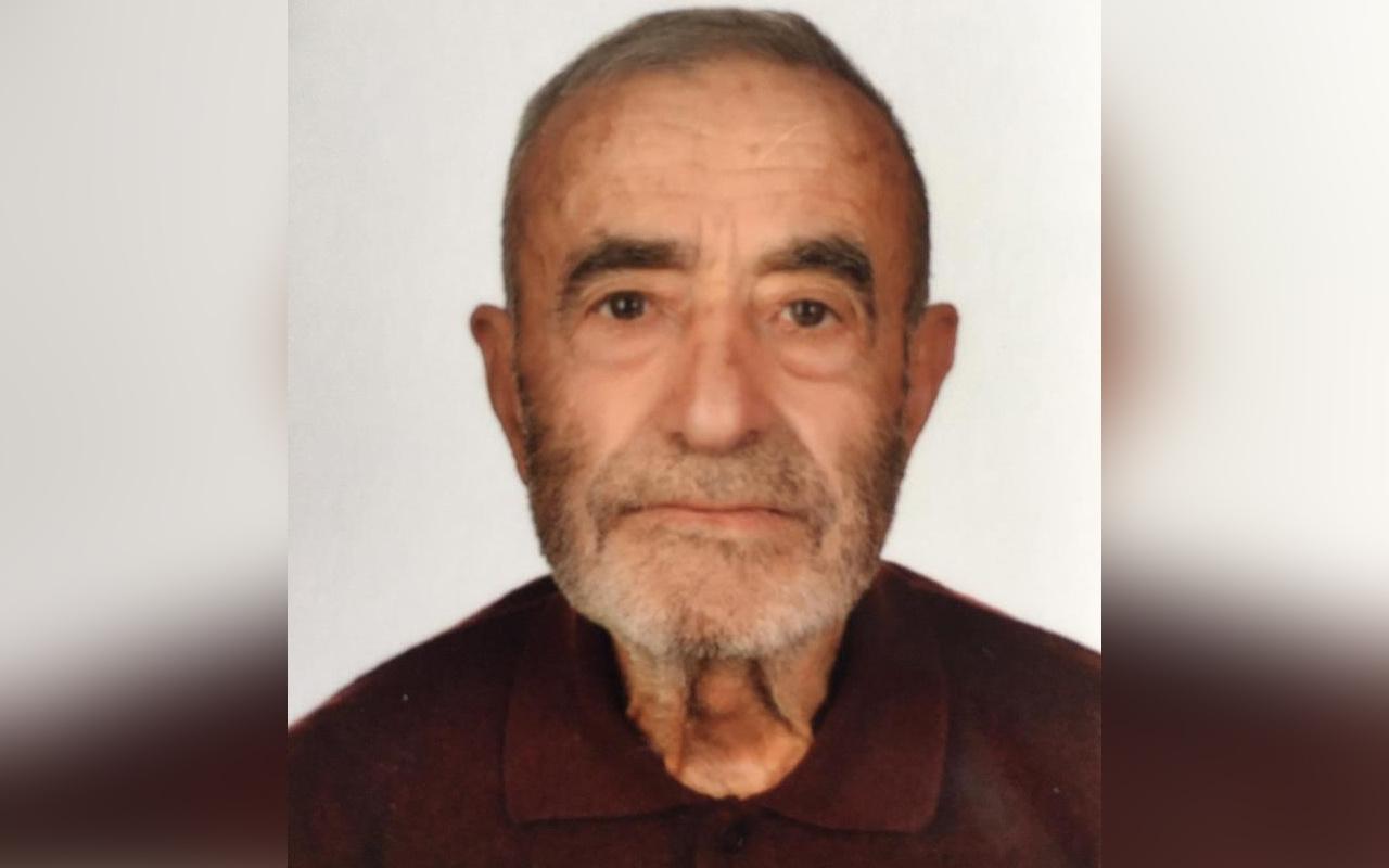 Karabük'te yaşlı adam 5 gündür kayıptı acı haber geldi! Bakın nerede bulundu