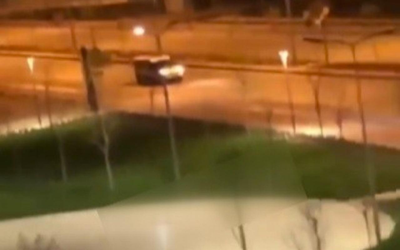 Konya'da kısıtlamayı ihlal eden gruba polisten 'hakkım helal değil' anonsu