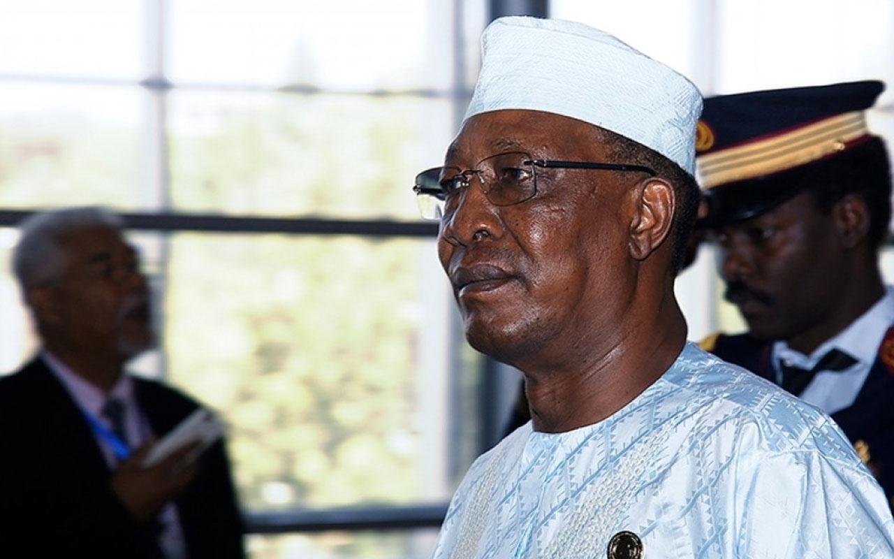 Çad Cumhurbaşkanı cephede hayatını kaybetti! Bir gün önce seçilmişti